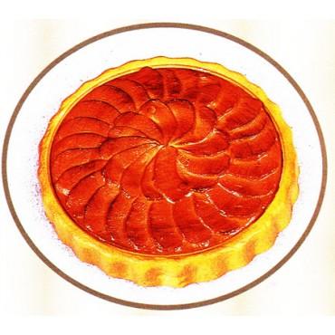 1 torta di mele finta mm 230