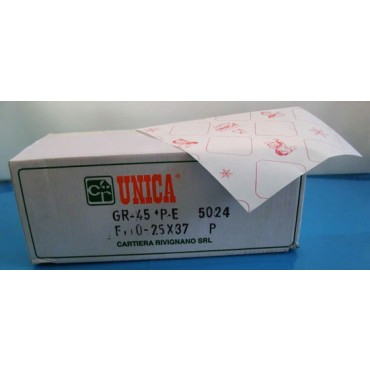 Carta politenata UNICA Cartiera di Rivignano, per involgere, generica, per supermercati e macellerie, cartoni da kg 10.