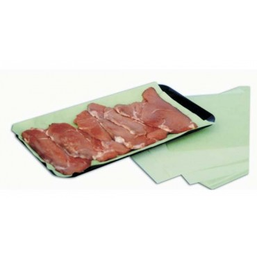 Carta FRESCACARNE SALVACARNE MORGAN STAR per alimenti, antiossidante, in fogli di varie misure, per supermercati e macellerie.