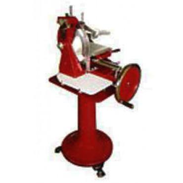 Affettatrici rosse stile antico modello con volano pieno - PREZZI DA SCONTARE DEL 10%.