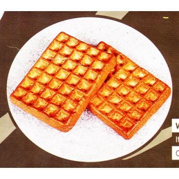 2 wafer belgi finti mm 120x90 (prezzo per 1 confezione da 2 wafer belgi)