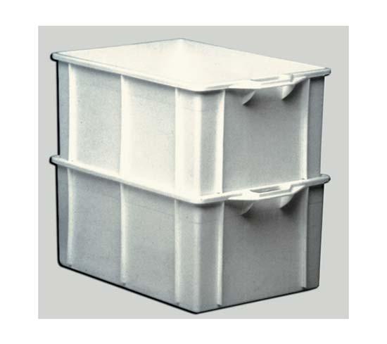 Vasche in plastica per supermercati salumifici e macellerie for Contenitori per esterni in plastica