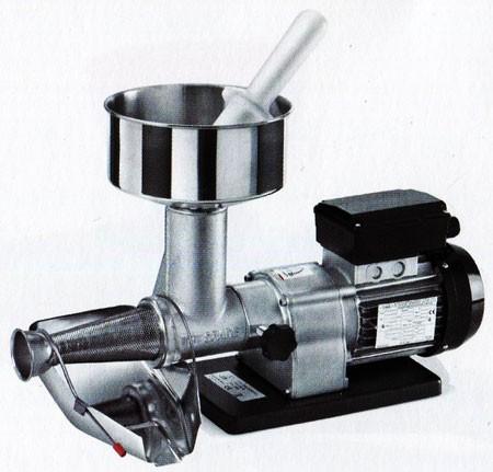 Passapomodoro elettrico tre spade spremito for Attrezzature zootecniche usate